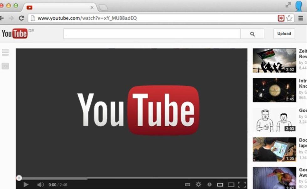 Presença: YouTube Top 10