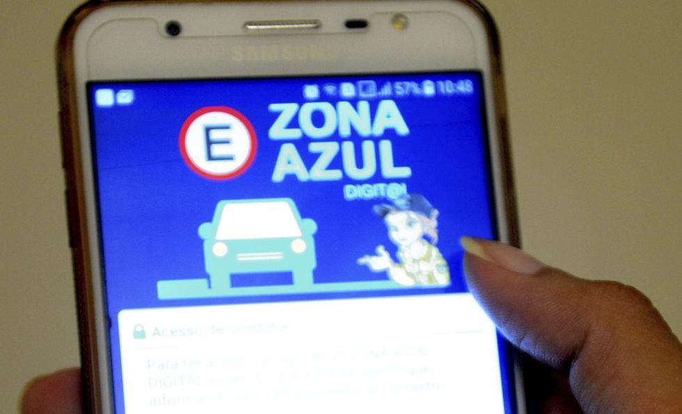 Zona Azul oferece 2.800 vagas de estacionamento rotativo em Sorocaba