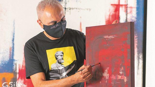 Arte é forma de reinvenção para GSilva