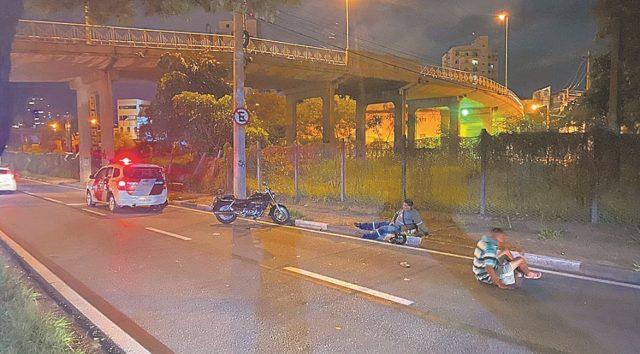 Motociclistas lideram casos de mortes no trânsito em novembro