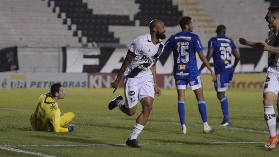 Três paulistas jogam pela Série B