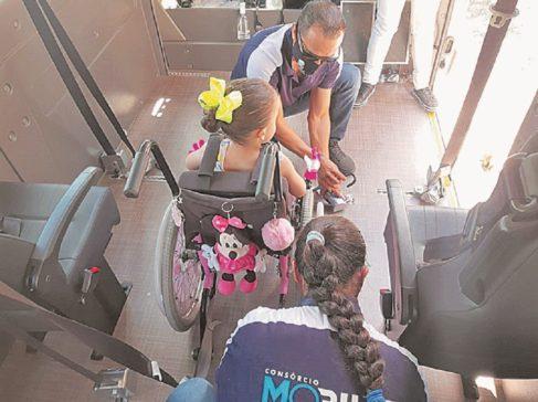 Aplicativo facilita acesso de usuários a transporte especial em Sorocaba
