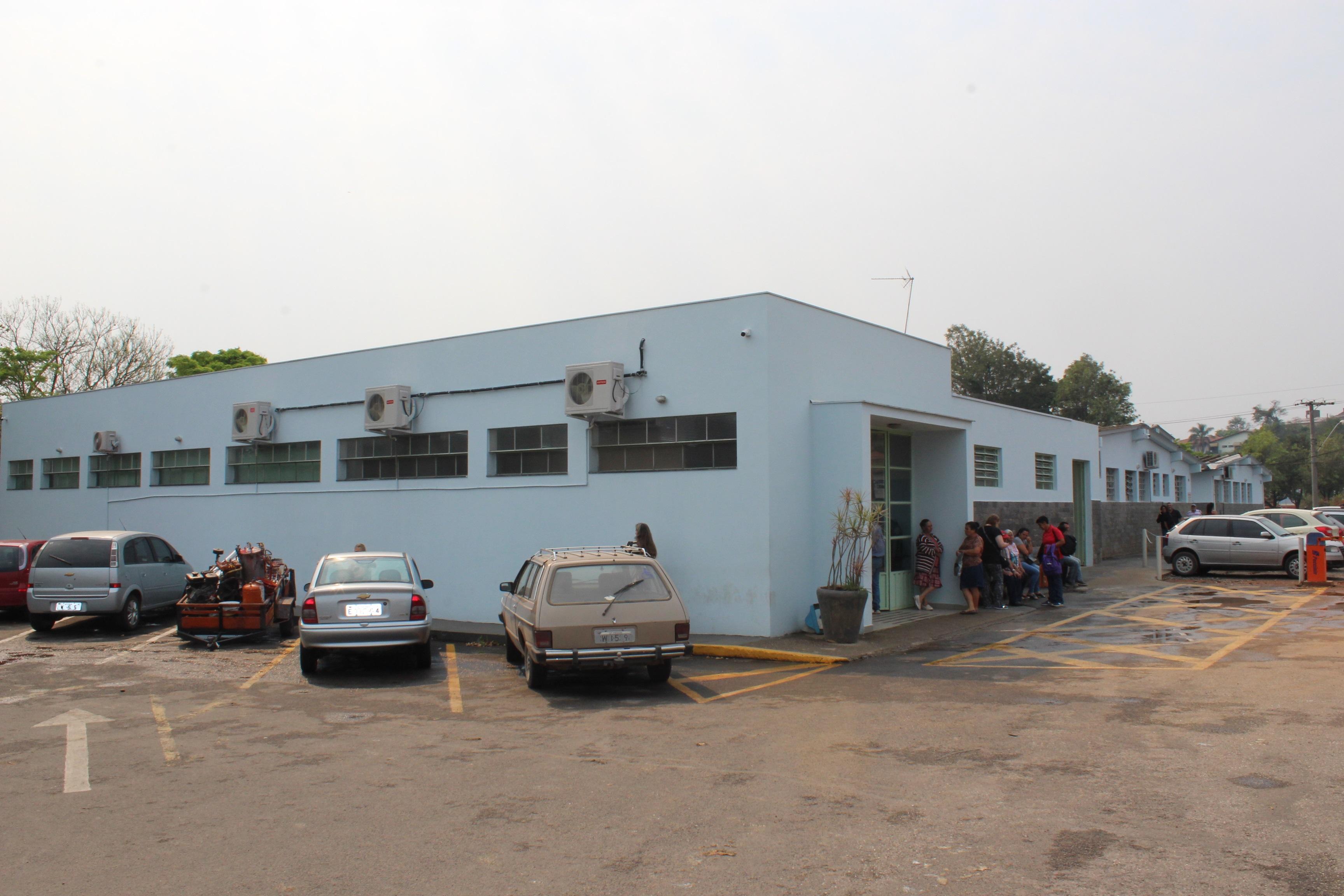 Ambulatório de Piedade. Crédito da foto: Divulgação/PMP