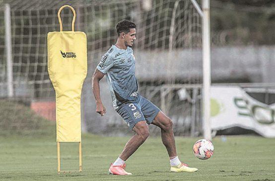 Santos vende Lucas Veríssimo ao Benfica por mais de R$ 41 milhões