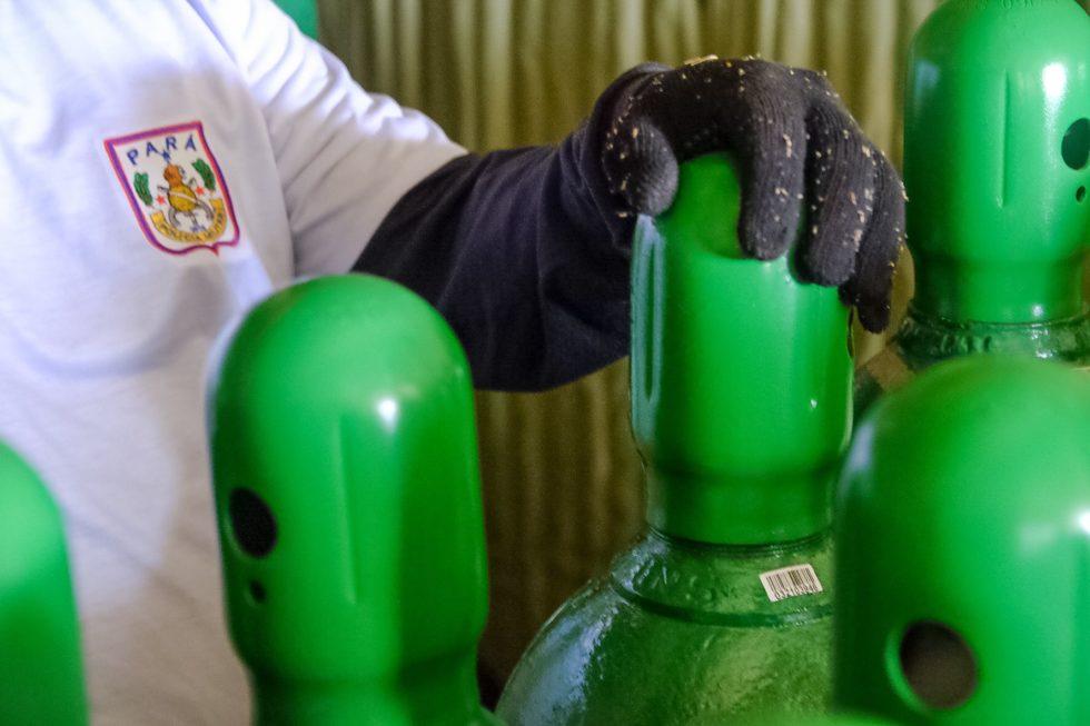 3 Estados podem ter colapso sem oxigênio
