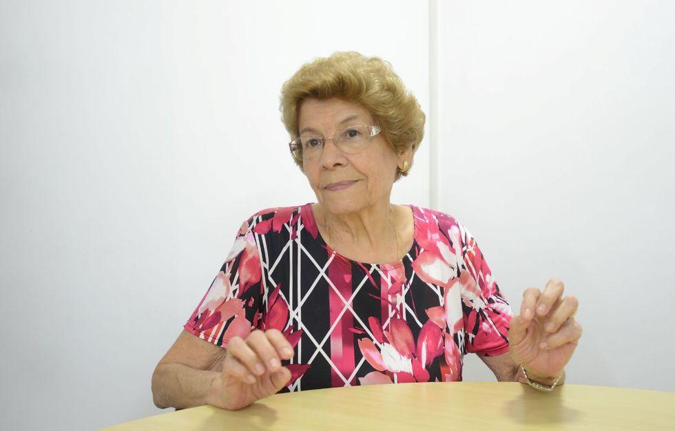 Entrevista: Sidnei Silva, a dama do ensino