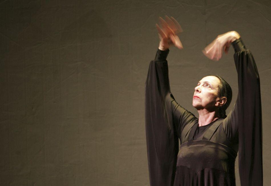 Atriz e bailarina Marilena Ansaldi morre aos 87 anos