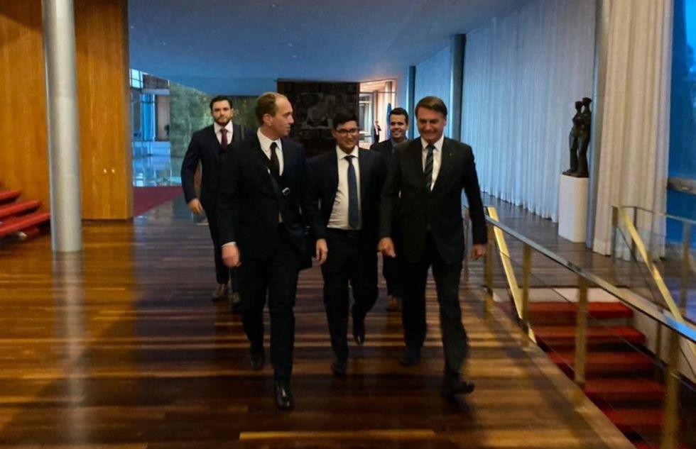 Bolsonaro deve visitar Sorocaba em maio