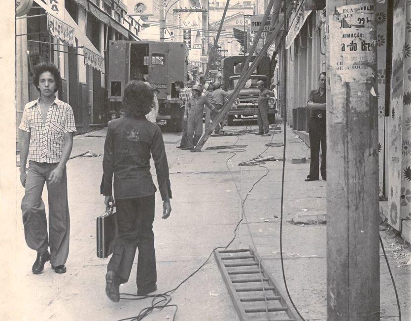 TBT: A história do Boulevard Dr. Braguinha