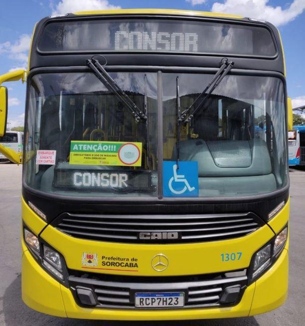 Éden, Cajuru e Lopes de Oliveira têm horários de ônibus ampliados