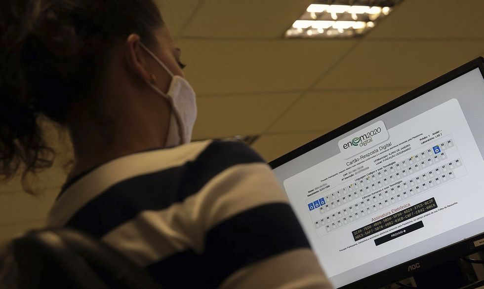 Enem digital publica os gabaritos oficiais