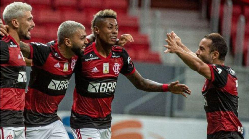 Ceni aposta no quarteto que recolocou o Flamengo na luta.