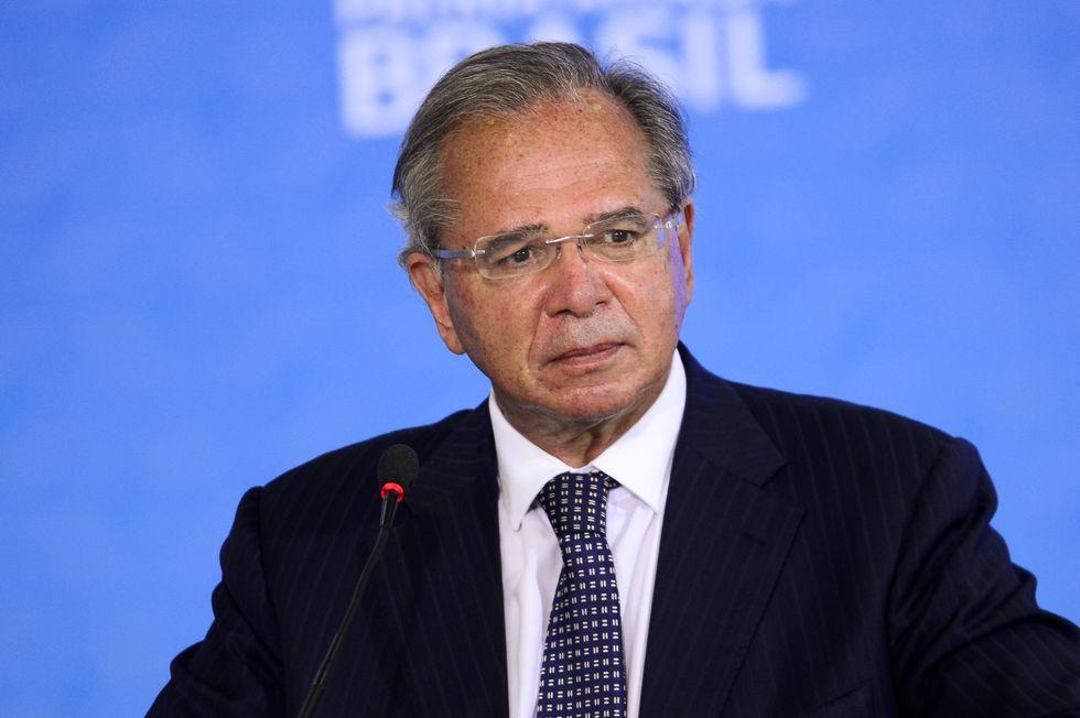 Ministro Paulo Guedes. Crédito da foto: Agência Brasil / Arquivo