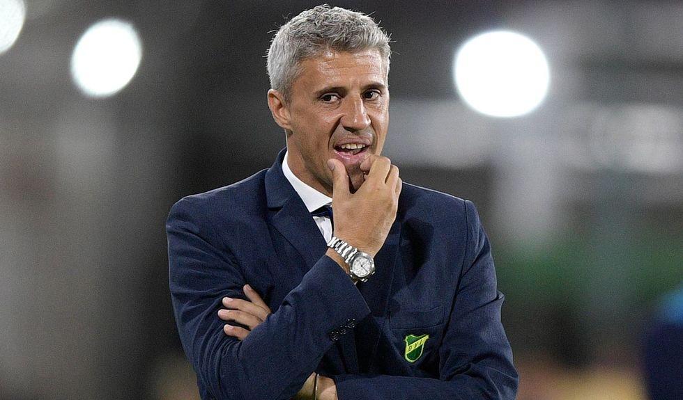Hernán Crespo vira opção no São Paulo