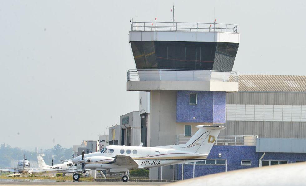 Internacionalização do aeroporto