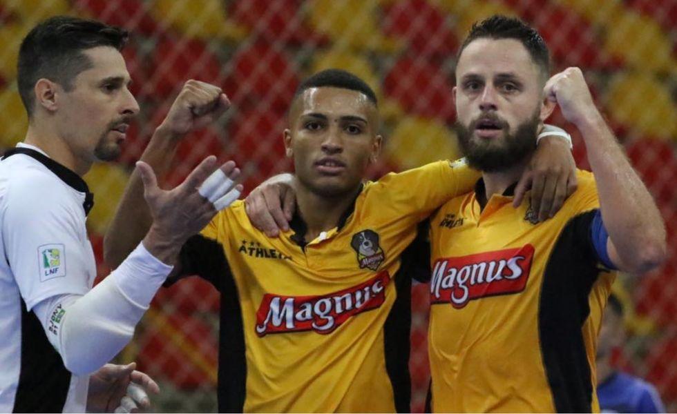 Magnus e Minas decidem a Supercopa