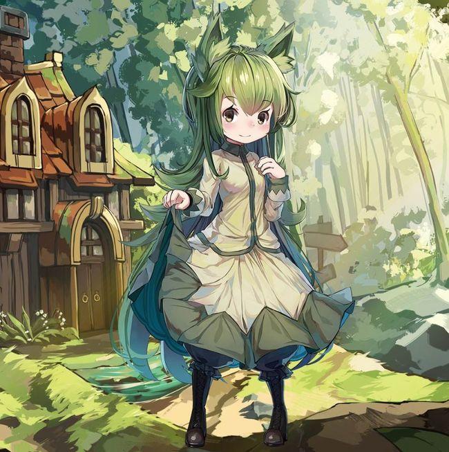 Marchen Forest faz clássica fusão de jogos e animes