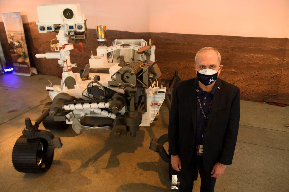 Nasa confirma pouso de veículo robô em Marte