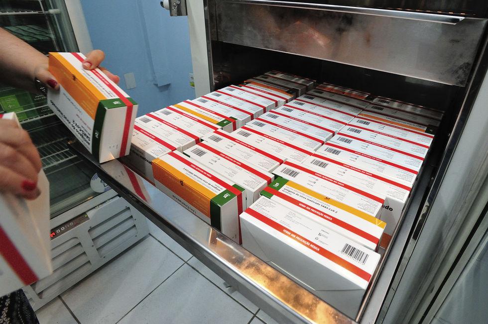 Novo lote de vacinas deve chegar a Sorocaba amanhã