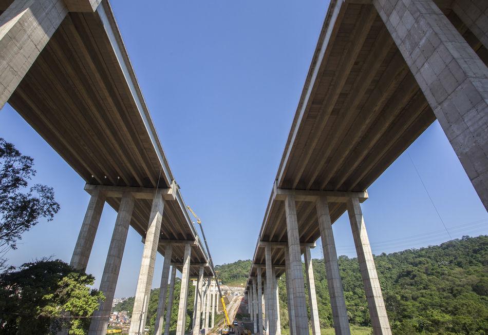 Obras no Rodoanel Norte vão atrasar