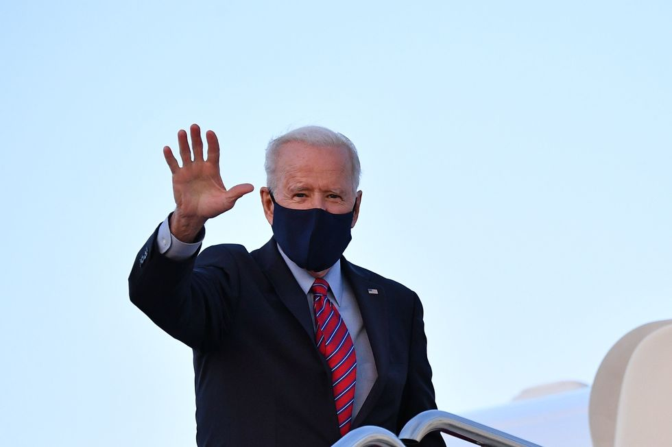 Presidente Joe Biden. Crédito da foto: Mandel Ngan / AFP