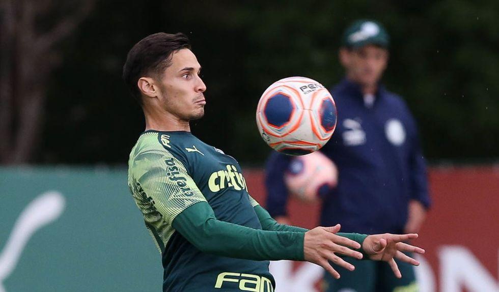 Palmeiras encara o já rebaixado Coritiba
