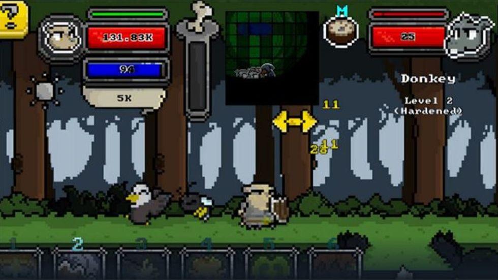 Rodent Warriors: RPG 2D em ascensão