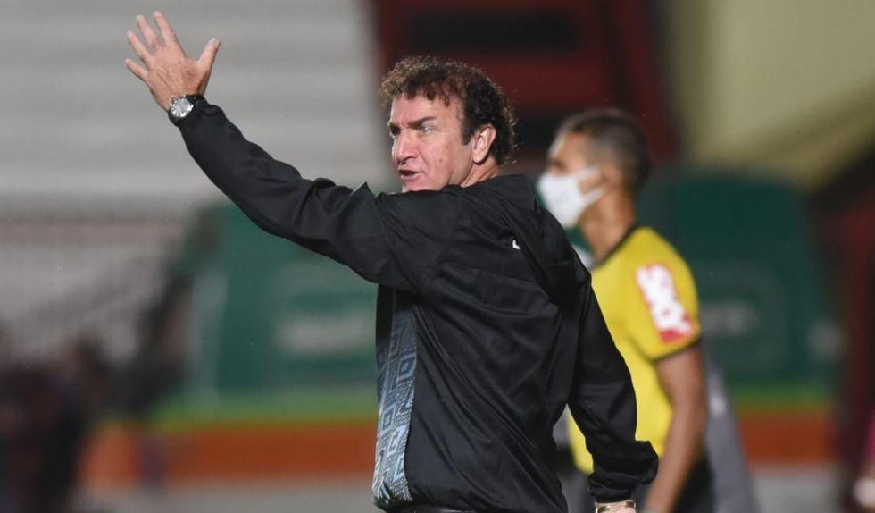Santos cogita Tiago Nunes se Cuca sair