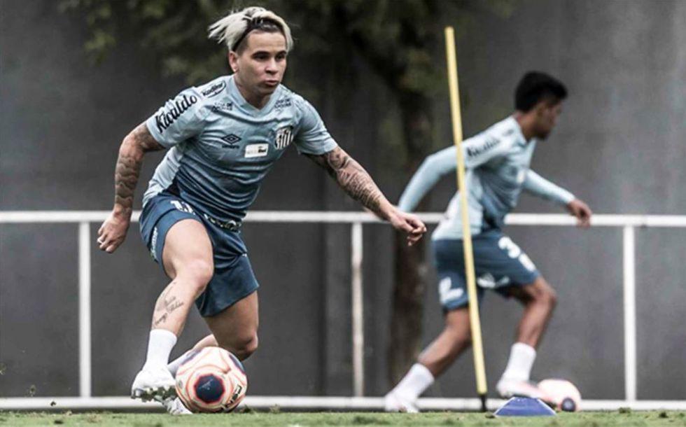 Santos pega o Fluminense de olho no prêmio de consolação