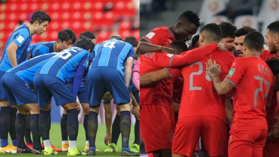 Ulsan e Al-Duhail disputam hoje o torneio de consolação