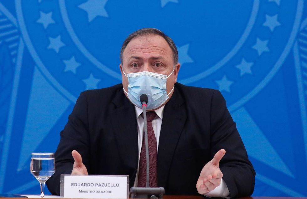 Variante do coronavírus se espalha pelo País