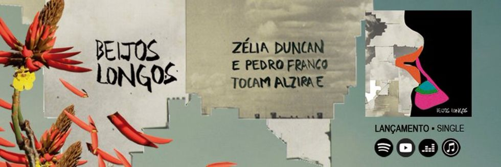 Zélia Duncan festeja 40 anos de carreira com belo disco em tributo a Alzira E