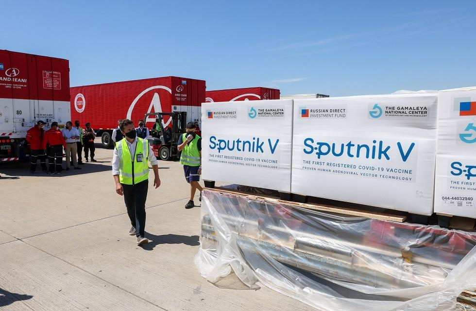 Saúde publica dispensa de licitação para Sputnik V