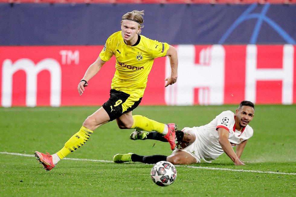 Borussia Dortmund vence Sevilla