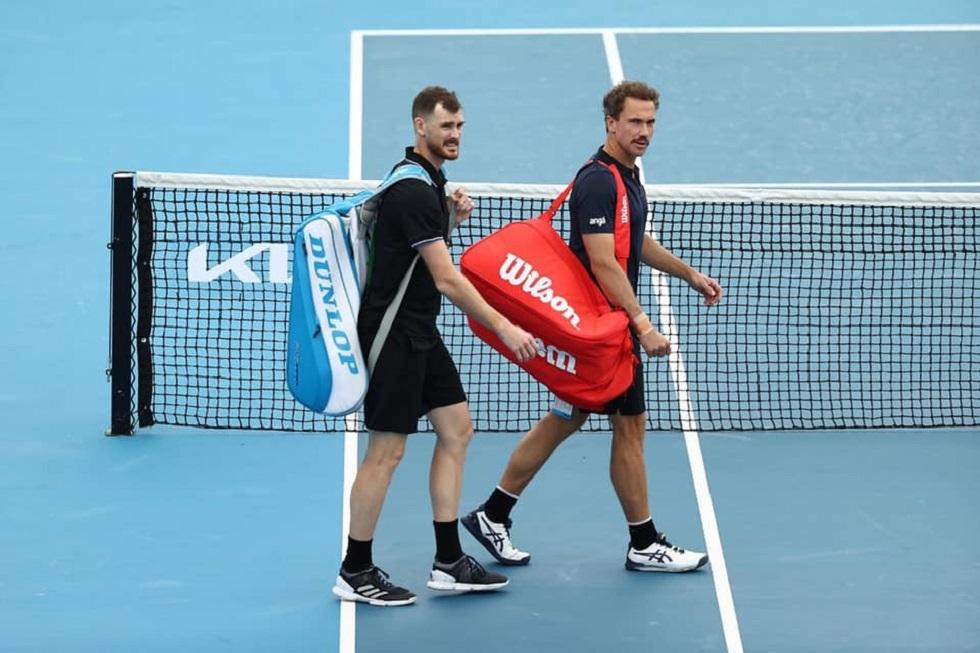 Soares e Murray caem na semifinal