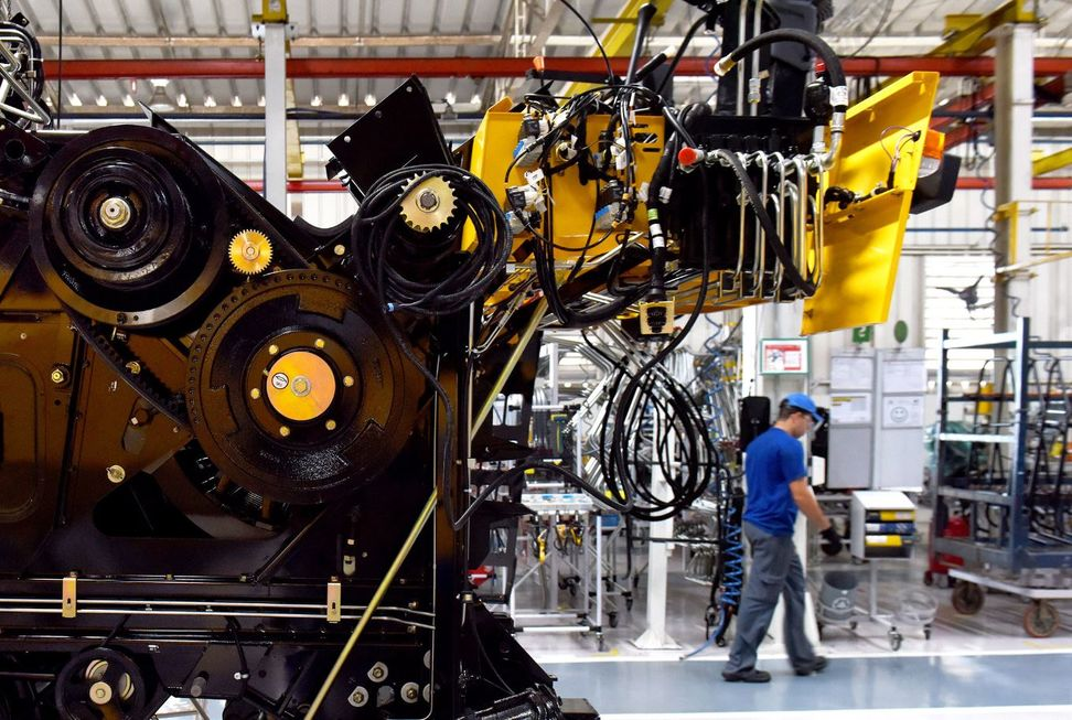Atividade industrial inicia 2021 em alta