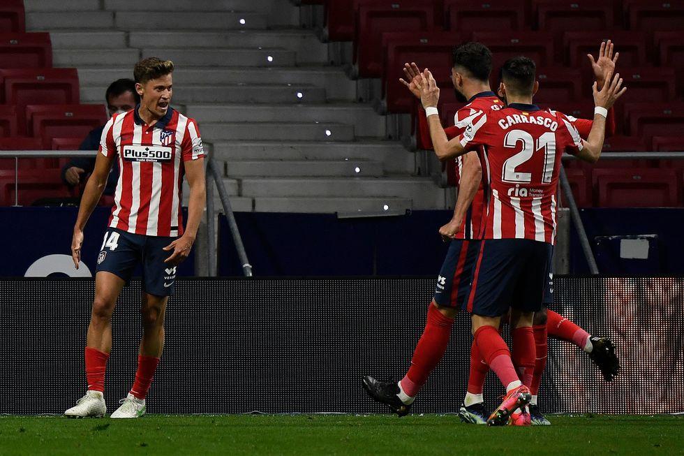 Atlético de Madrid abre vantagem no Espanhol