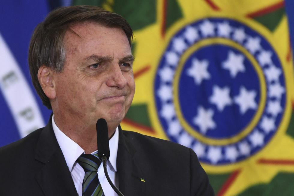 Bolsonaro vai ao STF contra toque de recolher nos Estados