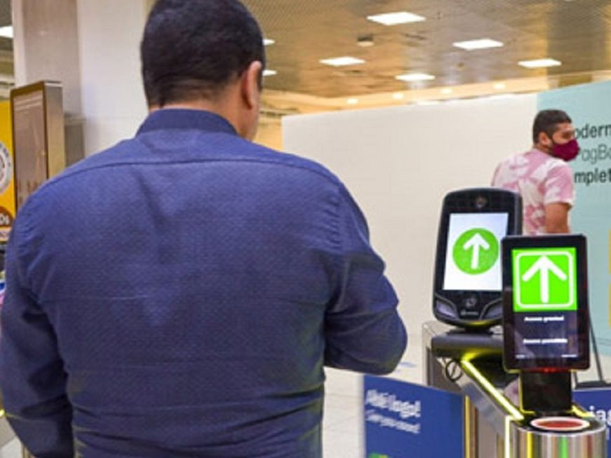 Brasil testa embarque aéreo 100% digital