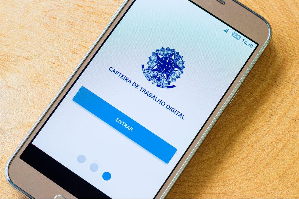 Carteira de Trabalho Digital - Previdência Social Brasileira