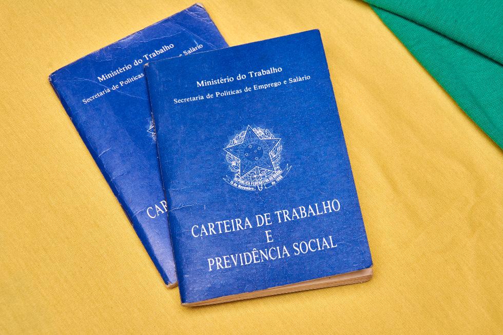 Carteira de Trabalho - Previdência Social - Documento