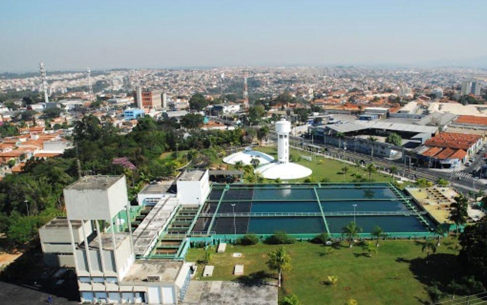 Consumo de água em Sorocaba é acima da média