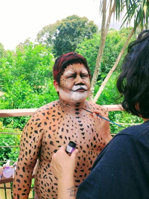 Curta do grupo Manuí conta história indígena Kamayurá