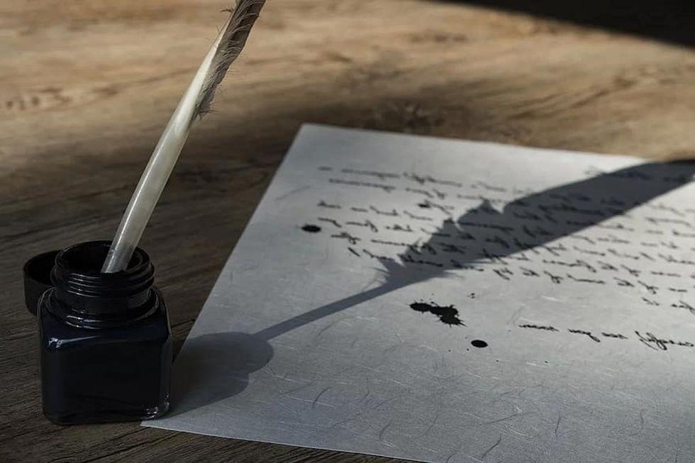 De canetas que mancham