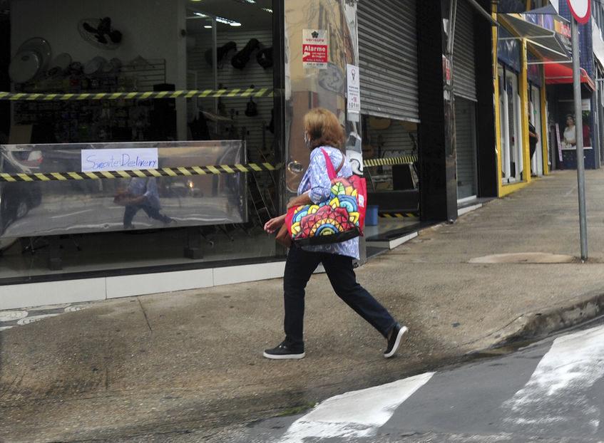 Decreto municipal acata restrições da fase emergencial do Plano SP