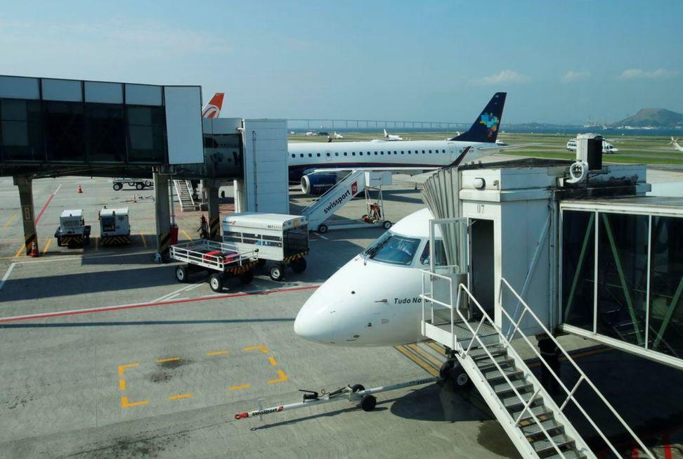 Demanda por voos na América Latina e Caribe cai 54% em janeiro