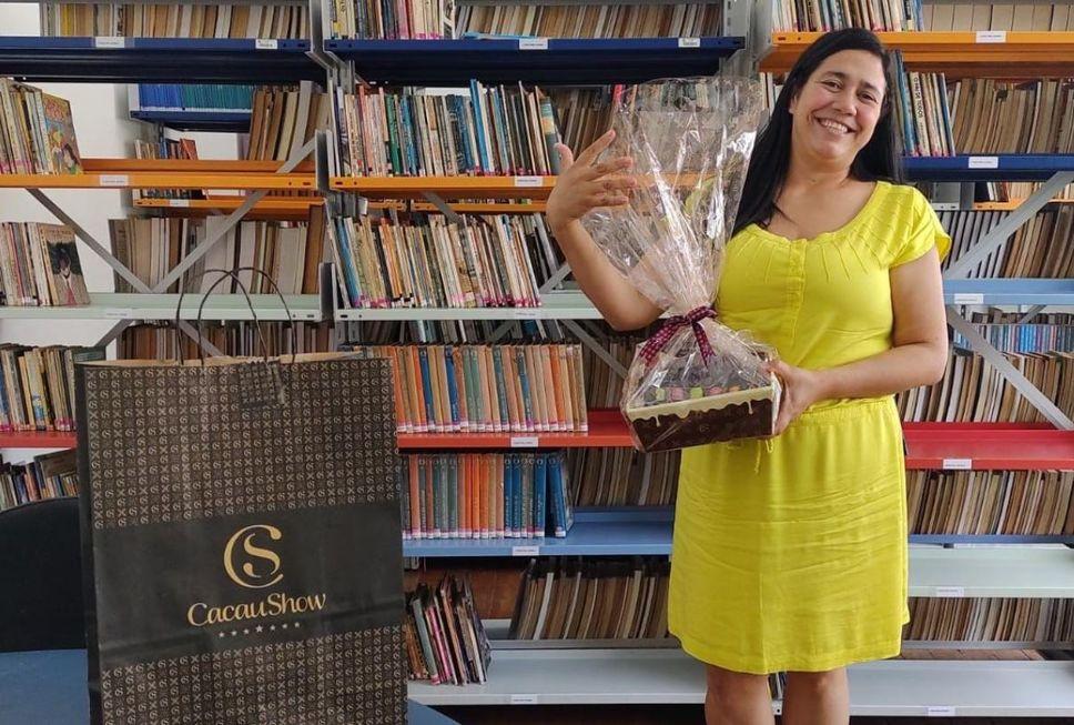 Presença: Dia do Bibliotecário