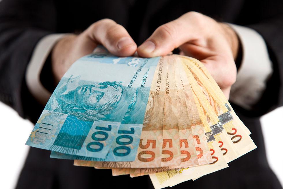Dinheiro brasileiro - Nota