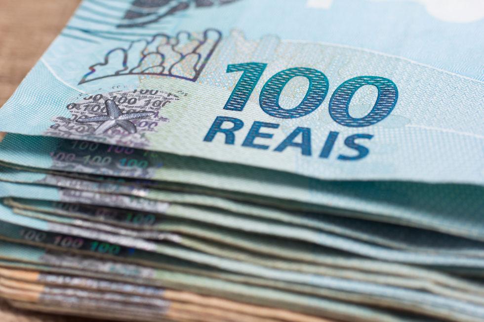 Dinheiro do Brasil - Notas de Real