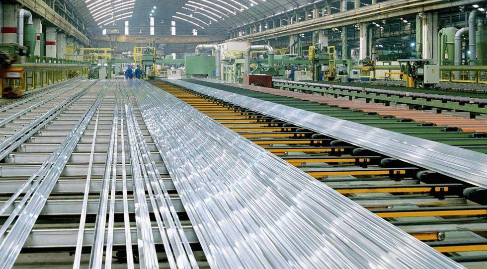 EUA desistem de sobretaxar alumínio brasileiro